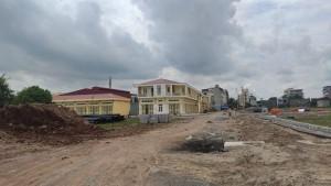 Dự án khu đô thị thương mại Hòa Mạc